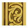 Ornate BrassRoma Surface